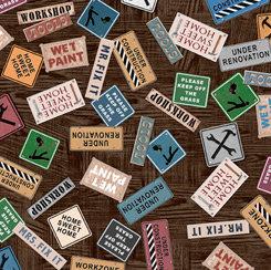 Dan Morris by QT Fabrics - A Little Handy - 28197A