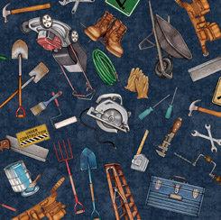Dan Morris by QT Fabrics - A Little Handy - 28195W