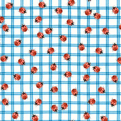 QT Fabrics - Wildflower Farm - 28150B