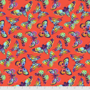 Tula Pink - Daydreamer - PWTP172.Papaya