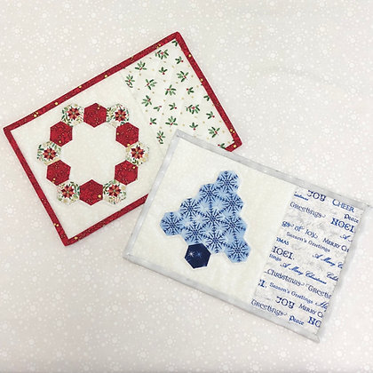 Kaela's Christmas Mug Mat Kits
