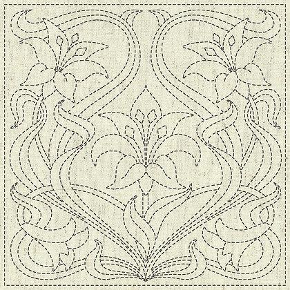 Sashiko Cloth - Purity -KF2020-13