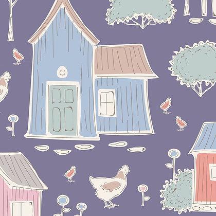 Tilda Tiny Farm - Tiny Farm Blueberry 10018