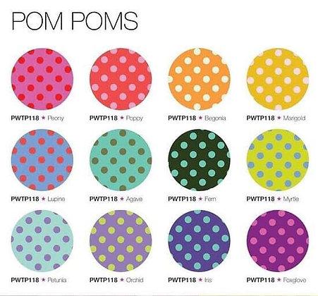 Tula Pink Pom Poms PWTP118