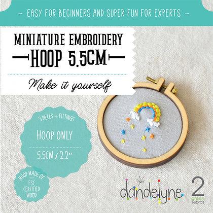 Dandelyne 5.5cm Hoop DL0007