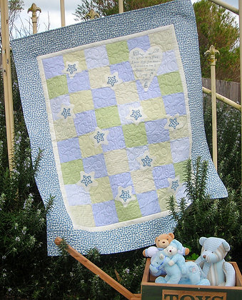 Be My Friend Pattern by The Rivendale Collection