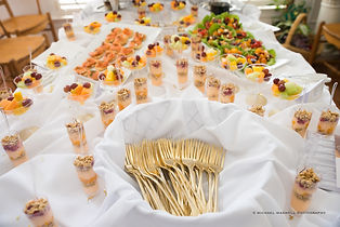 Catering Services in Charlotte area provide by Elegance Simplified LLC