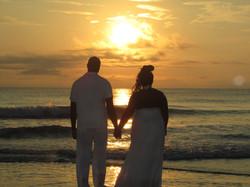 Tasha & David: Vow Renewal @ Sunset