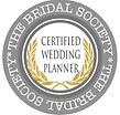 The Bridal Society - Certified Wedding Planner Logo