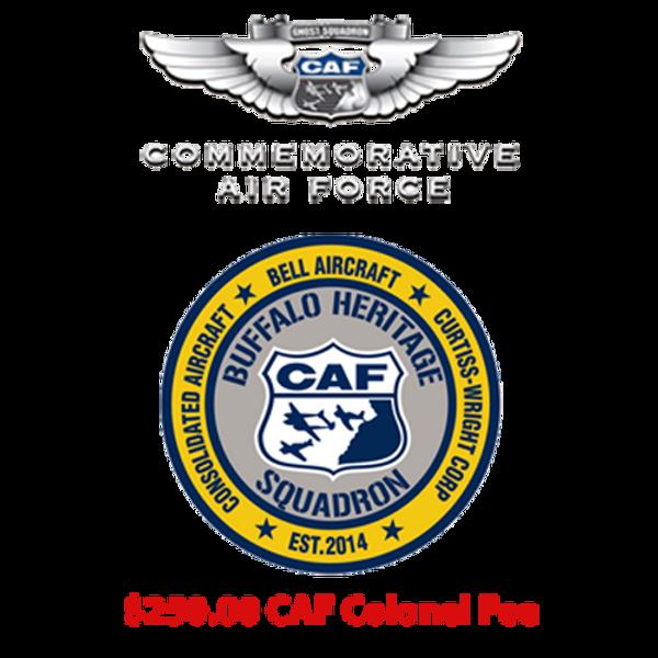 CAF Buffalo Heritage Squadron Colonel