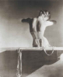 Photo by Horst P. Horst, Mainbocher Corset, Paris, 1939