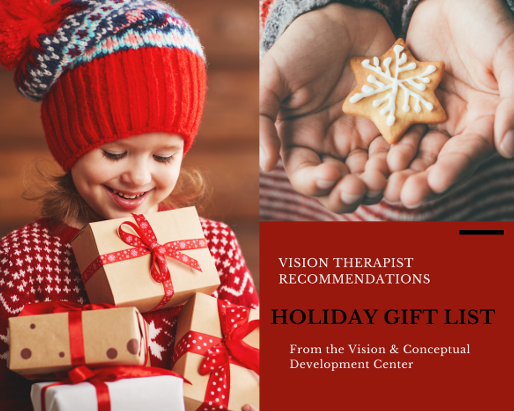 2019 VCDC Holiday Gift List