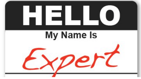 Why I stopped trying to be an expert