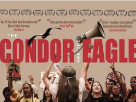 Northern NJ NOW Screening of The Condor and The Eagle-Saturday, February 27th, 7:00 PM ET