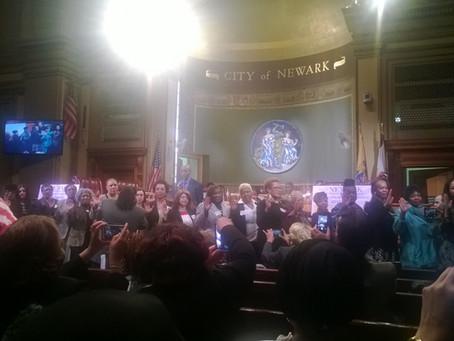 City of Newark inaugurates Mayor Baraka's Commission on the Status of Women