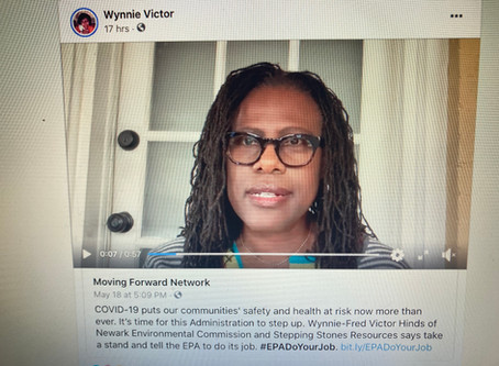 Public Service Announcement (PSA) with Moving Forward Network