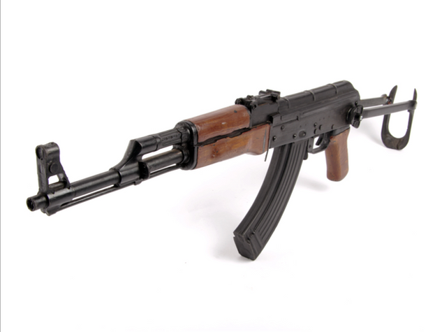 AK47 FOLDING STOCK
