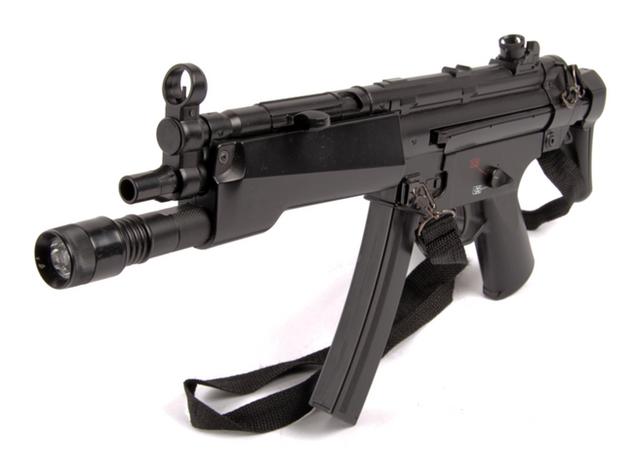 SUB-MACHINE GUNS
