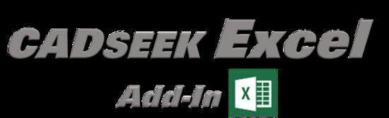Excel - CADseek Excel - Add-In.png