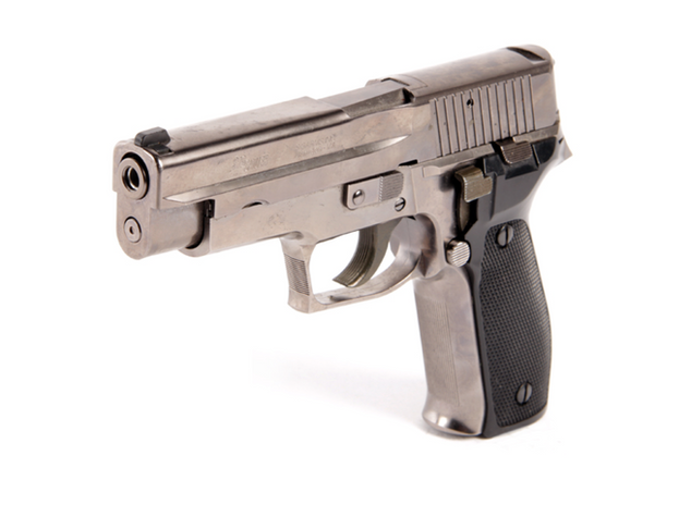 SIG SAUER P226 STAINLESS