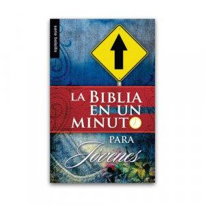 La biblia en un minuto para Jovenes