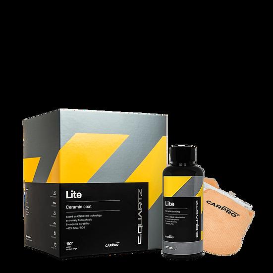 CQuartz Lite: Entry level ceramic coating 150ml Kit