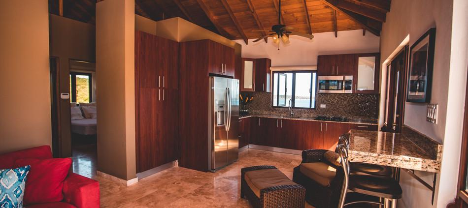 Guest Casita Kitchen