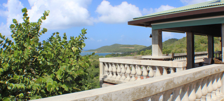 Main patio/terrace