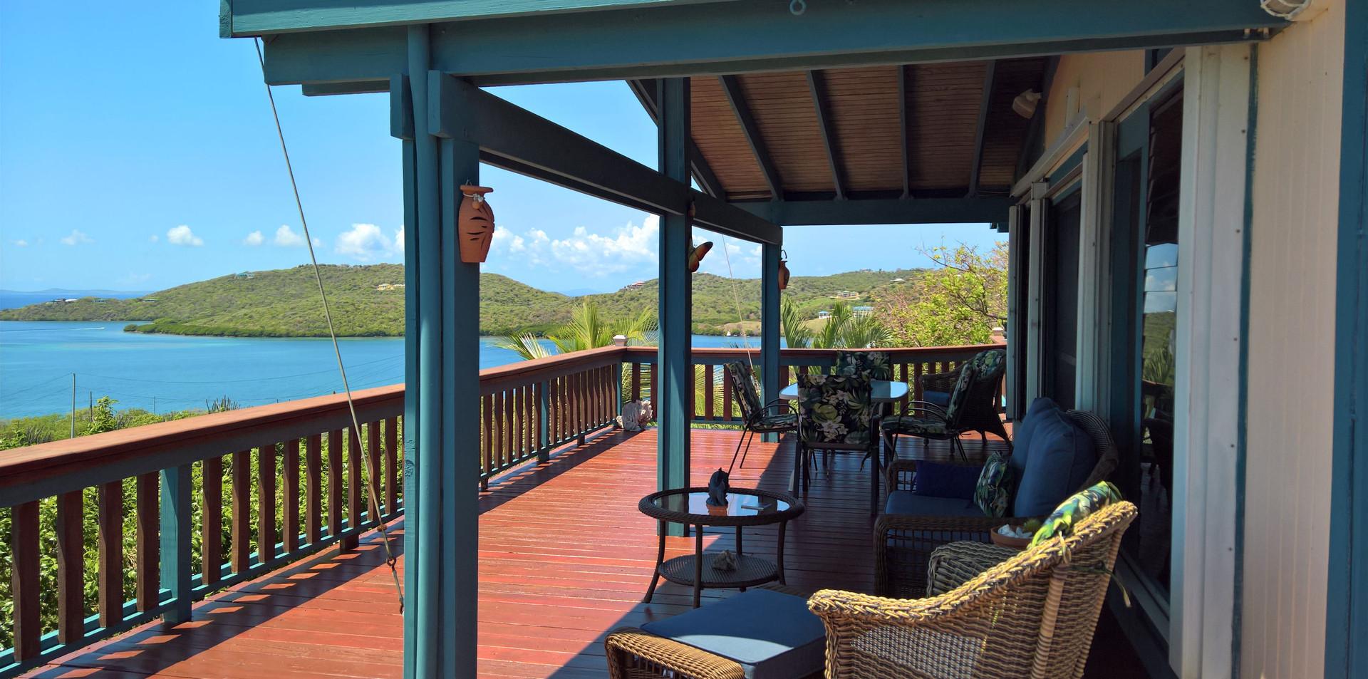 View to Manglar Bay