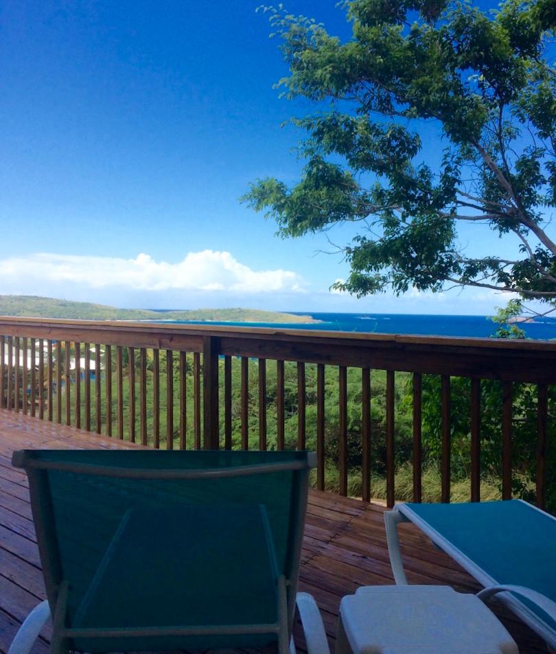 View to Cayo Norte