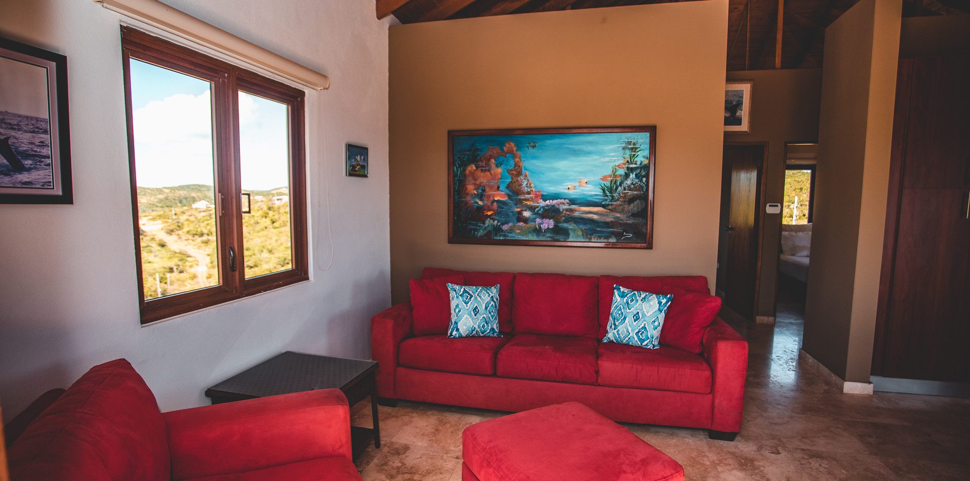 Guest Casita Lving Area
