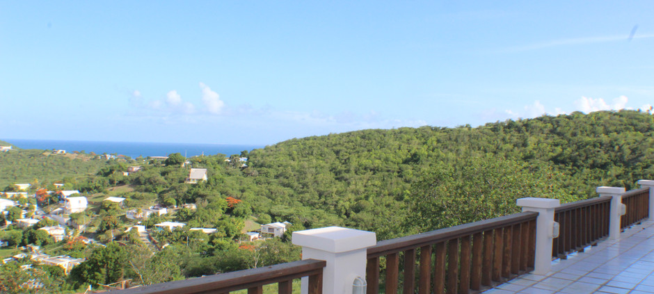View towards Vieques