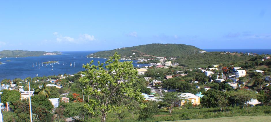 View to Punta Aloe
