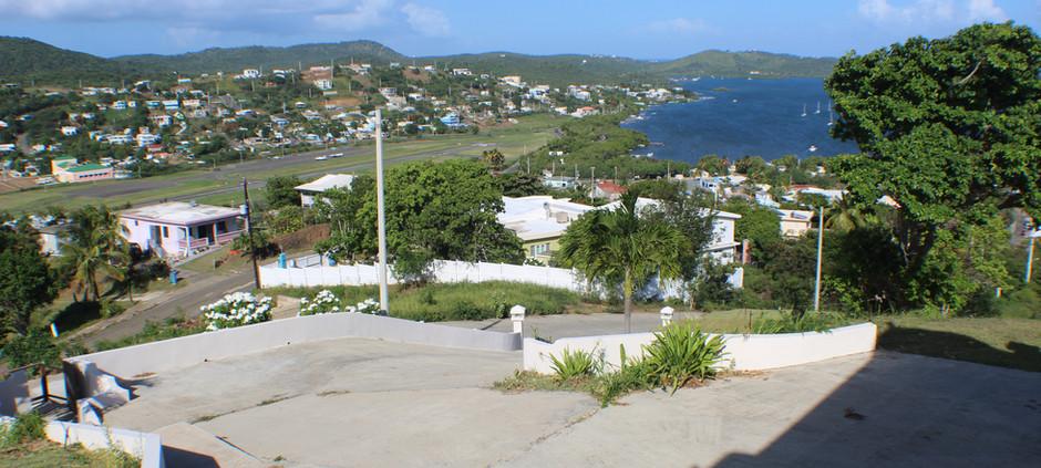 View to neighborhoods and honda