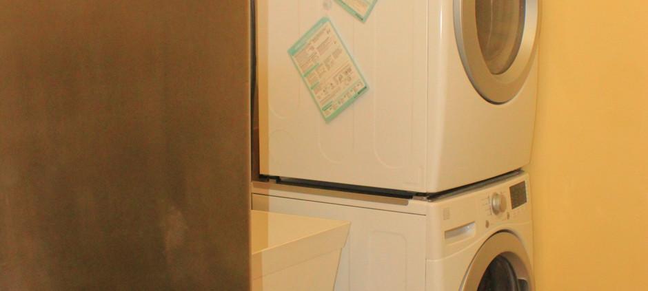 Laundry/Pantry Area