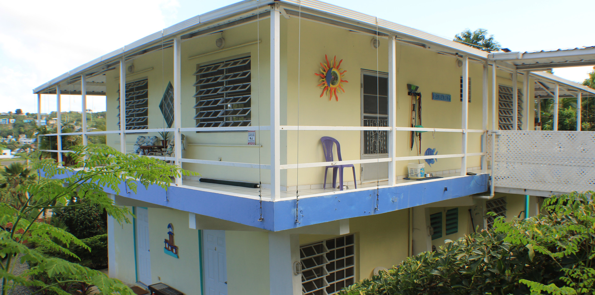 UPPER UNIT AND LOWER BEDROOMS