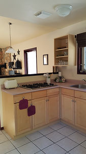 Rosewood Kitchenette