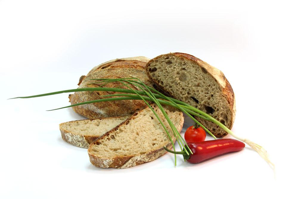 Gluten-free bread touching normal bread - aarrghhh!