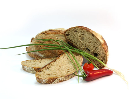 Coconut bread: gluten-free, sugar-free, candida-friendly, paleo!