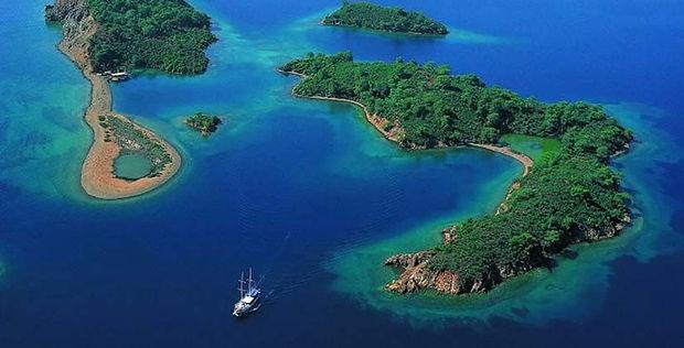 Guletmaster Blue Cruise Turkey Gocek-Gocek Bays