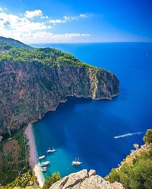 Guletmaster Gulet Cruise Turkey ltineraries