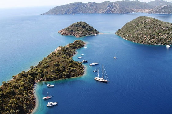Guletmaster Blue Cruise Turkey Marmaris-Gocek
