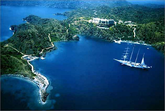 Guletmaster Blue Cruise Turkey Bodrum