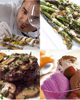 Guletmaster Gulet Charter Luxury Dining Menu