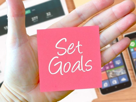 Take the Pressure Out of Goal Setting With These 3 Tips