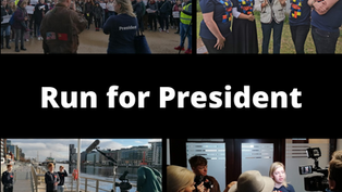 Want to be a Student Leader? Run for President!