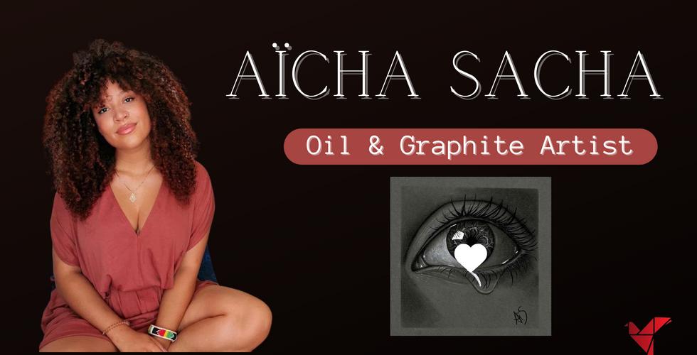 Aïcha Sacha - AWE in ART