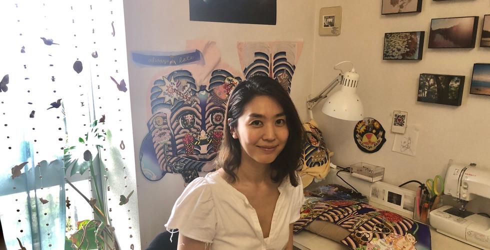 Eri Imamura - AWE in ART