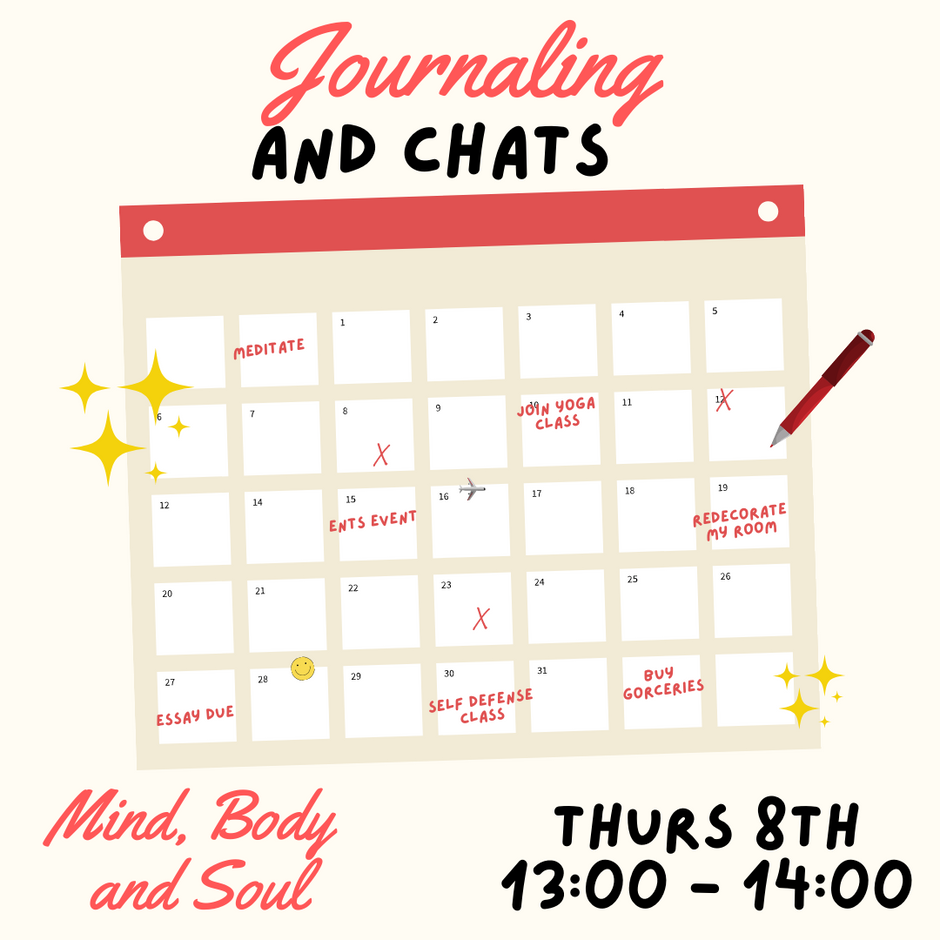 MBS - Journaling & Chats
