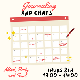 MBS - Journaling and Chats